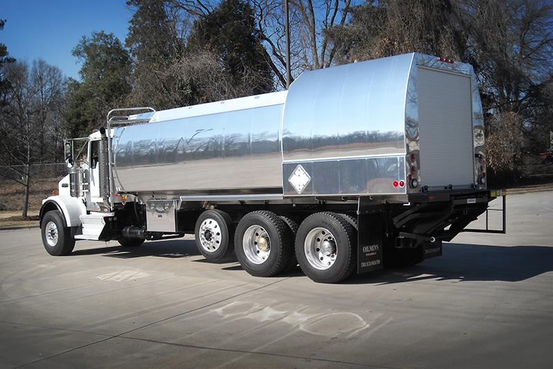 Lubemaster Model Refined Fuel Truck by Westmor