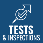 Tests & Inspections
