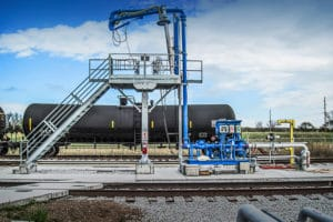 Rail Terminal | Rail Loading & Unloading | Westmor Industries