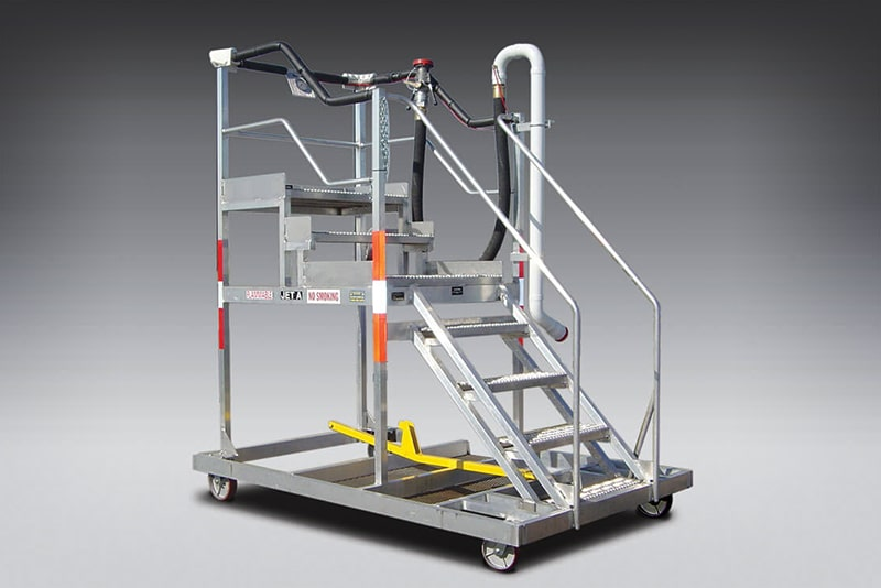 Refueling Ladder by Westmor