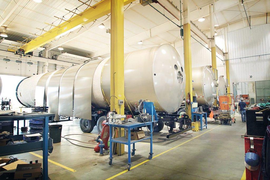 Tank Lining by Westmor Industries