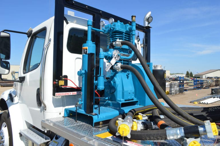 Transloader Features offered by Westmor Industries